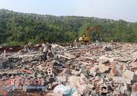 寧化安遠鎮拆除養殖場6000餘平方米