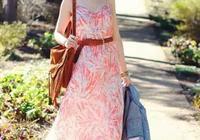 長裙這樣穿,無論個子高矮都好看!