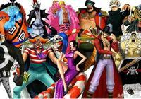海賊王怪談:七武海算什麼?路飛也有自己的終極王下七武海團隊!
