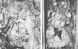 大明皇陵地宮被開啟現場,圖四是出土的純金寶貝