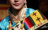 實拍藏族美女
