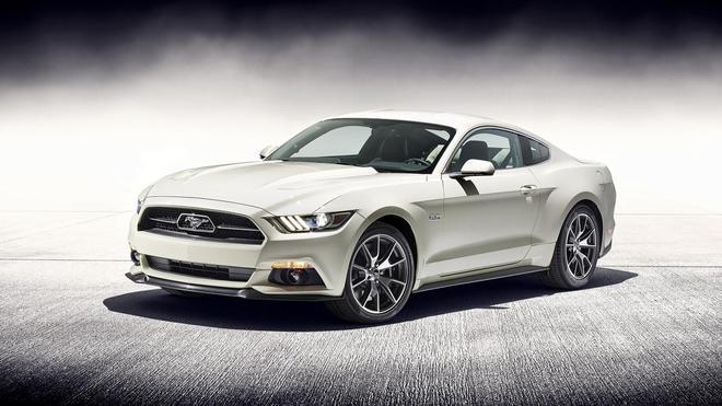 Mustang福特野馬