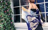 秋天最美的幾條絲巾,大愛第三條,氣質優雅輕舞飛揚