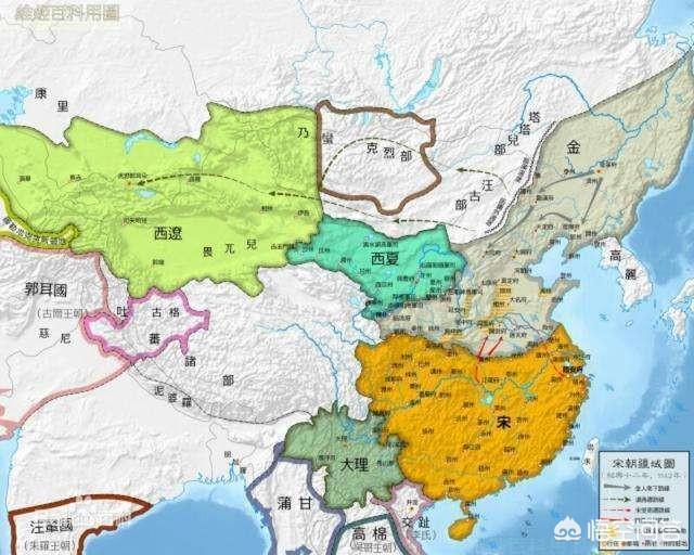 崇禎皇帝接手的國家和宋高宗在同一條起跑線上,為什麼宋高宗把國家保住了,崇禎卻不行?