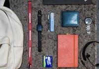 EDC + 晒桌面:裝備帶來安全感