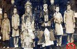 老照片再現清朝人的結婚現場:圖一新娘是曾國藩孫女,圖九很荒唐
