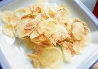 微波爐薯片的做法
