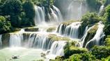 德天瀑布——中國最美的瀑布