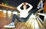 01年小仙女,身高166cm,體重44kg,中國民族民間舞蹈十級