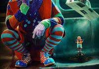 李易峰扮小丑很獨特,小丑有點酷,簡直了,你還看得出這是誰嗎?