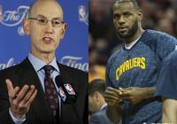 肖華為什麼特別討厭詹姆斯?連NBA收視問題這口鍋也要詹姆斯背?