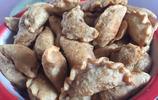 客家農村春節特色小吃,油炸芋仔餃,你們吃過了嗎