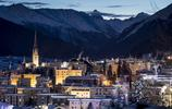 瑞士達沃斯——寧靜的美景