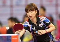 韓國有徐孝元,日本有石川佳純,你覺得中國乒乓球隊的顏值擔當是誰?
