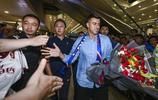 上海綠地申花新援沙拉維抵達上海,沙拉維正式開啟中超之旅