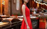 紅裙女神——李沁