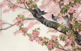 劉墉筆下的花鳥