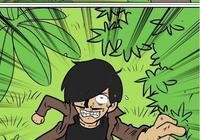 漫畫:殺手以為逃脫了追捕,結果發現高興得太早!