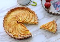 肉桂蘋果派的做法