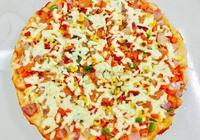 電餅鐺披薩