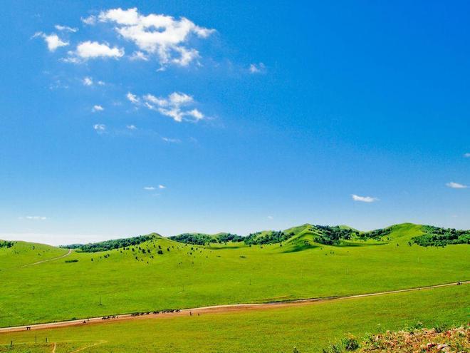 烏蘭布統景區曾是清朝皇家木蘭圍場區,還是電視劇還珠格格、康熙王朝的拍攝地