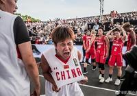祝賀!中國女籃的姑娘們