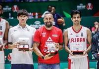 男籃亞洲盃最佳陣容:哈達迪榮膺MVP