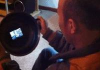 搞笑圖片:自從用上了炒鍋,我賽車時方向盤抓得可穩了!