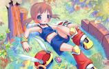 《童話槍手小紅帽》(又名:俏皮劍俠小紅帽)日本動畫,原作是熊阪省吾