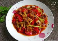 當雞雜配上小米辣和野山椒時,味道簡直了,真的好吃到爆!