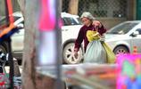 老伴離世,兒子摔傷,濟南7旬老太靠賣菜養家8年,每天走30多公里