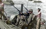 彩照:美軍血戰太平洋