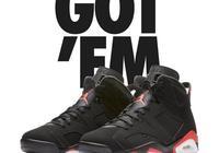黑紅Air Jordan 6 \