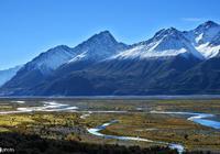 上帝的後花園新西蘭 出門就是風景 整個國家就是一幅畫卷