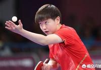 你認為孫穎莎、王曼昱和陳幸同,誰最有希望持外卡參加東京奧運會?為什麼?