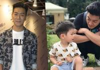 TVB小生被網友封港普教父 想到內地參加爸爸去哪兒?