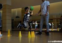 五一假期孫儷帶兒子等等打籃球叫囂鄧超,鄧超居然慫了