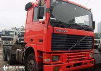 國產卡車落後歐洲卡車多少年?這輛30多年前的沃爾沃卡車告訴您