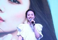 劉惜君湖北十堰萬達歌迷見面會場面火爆,透露即將發佈新專輯