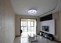 買了個二手房,裝修花了8萬,陽臺包進客廳效果比新房還贊!