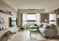 客廳軟裝色彩搭配,還是北歐風更漂亮