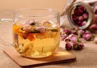 山楂玫瑰花茶的功效