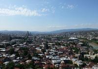格魯吉亞首都第比利斯城市風光