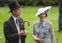 威廉王子和凱特王妃喜歡點外賣吃中餐,兒子不知道自己是皇室