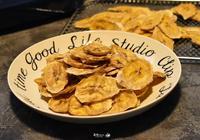 香蕉別生吃了,不油炸,這樣做香甜酥脆,給孩子當零食太合適了