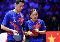 國乒頭號混雙組合迎小考!劉詩雯、許昕身負重任,韓國賽挑戰不小