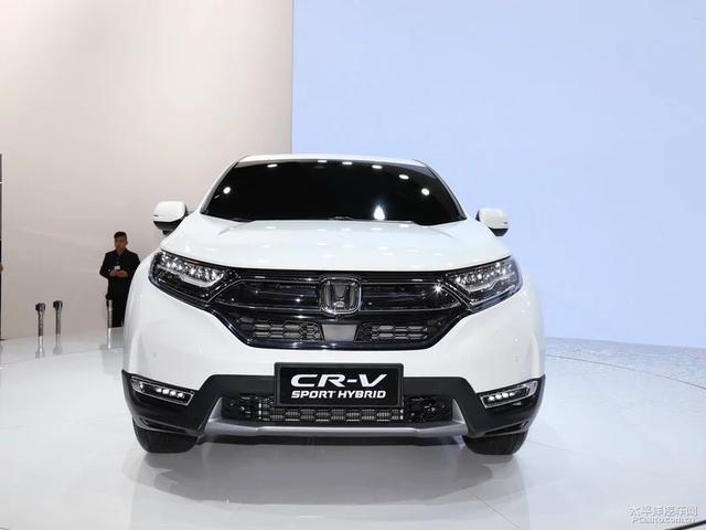 試駕新一代本田CR-V