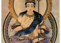 佛學掌握財源的虛空藏菩薩
