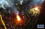 四川涼山:火把狂歡夜