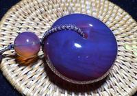 緬甸琥珀之紫羅蘭,別再拿琥珀帶紫羅蘭忽悠人了